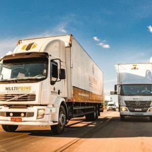 Transportadora de mudanças comerciais