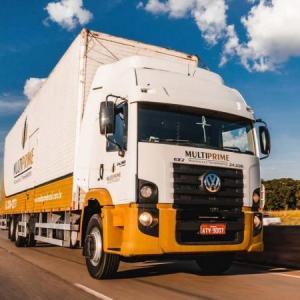 Transporte mudança comercial