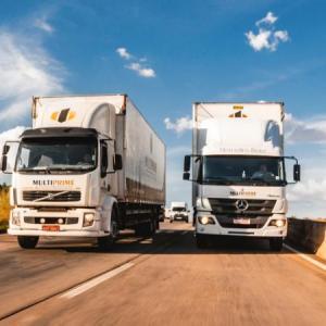 Transporte de mudanças para o brasil
